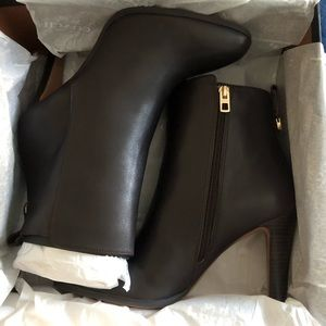 f1835e4dc Coach Jemma Booties. Size 10 never worn!
